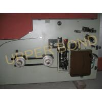 Wholesale White Fibre Filter Rod Forming Machine , Intermediate Speed Smoke Filter Machine from china suppliers