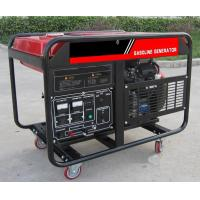 Wholesale Electric key start 10kw 10kva Portable Gasoline Generator AC Single Phase Output Type from china suppliers