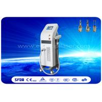 Wholesale Three Treatment Head Nd Yag Laser Machine Two Wavelengths Tattoo Removal from china suppliers