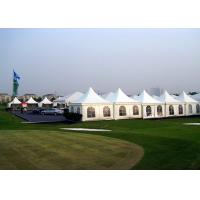 Wholesale 3x3m / 4x4m High Peak Pagoda Wedding Party Tent , Geodesic Dome Party Tent from china suppliers