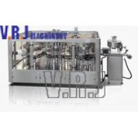 Buy cheap filling machines,VRJ--HSKL Automatic Bottle Filling and Capping from wholesalers