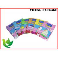 Buy cheap Cure Customized Printing Aluminum Foil Pouch For Snack / Candy Packing SGS from wholesalers