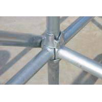 Wholesale Powder Coated Q235, Q345 Cup Lock Scaffolding construction / modular scaffold system from china suppliers