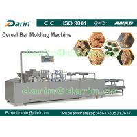 Wholesale Cereal Bar Forming Machine with Siemens PLC & Touch Screen + WEG Motor from china suppliers