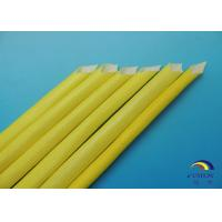 Wholesale Acrylic Resin Saturated Fiberglass Wire Sleeve / Acrylic Coated Fiberglass Sleeving from china suppliers
