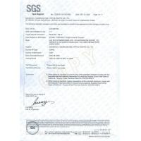 Shenzhen Yong Rui Bianse Arts & Crafts Co., Ltd Certifications