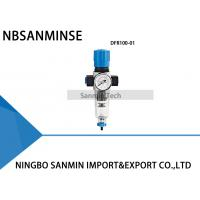 Wholesale Blue Black Pneumatic Filter Regulator Lubricator Air Source Equipment from china suppliers