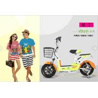 Quality 500W   Adult Electric Bike Available With Pedal Electric Scooter  48v20ah Lead Acid  Battery for sale