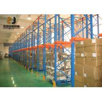 Wholesale Cold Rolled Steel Powder Coating Easy Assemble Speed Rack Pallet Rack from china suppliers