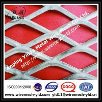 Wholesale heavy duty expanded metal wire mesh,Superior non-blinding screen from china suppliers