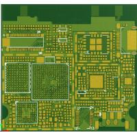 Wholesale Impedance Control Circuit Board Assembly 8 Layers For Mobile Phone Cell Phone HDI from china suppliers
