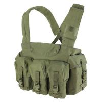 Wholesale Lightweight Military Bulletproof Vest Molle Tactical Chest Rig Holster from china suppliers