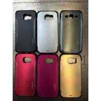 Buy cheap Samsung S6 case,Motomo Secondary Blade case,metal+TPU material,many model,two-in-one,hotsale item from wholesalers