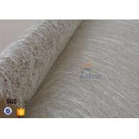Wholesale Fiberglass Needle Mat E Glass Fiber Chopped Strand Mat CSM 100g 200g 300g from china suppliers