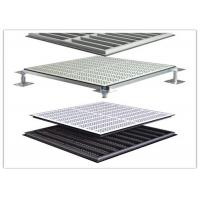 Wholesale SPCC Hard Steel Raised Flooring Tiles For Radio And Television Editorial Room from china suppliers