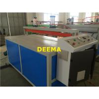 Buy cheap Floor Board Production Line Plastic Extrusion Equipment CaCo3 Stabilizers from wholesalers