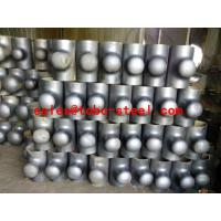 Wholesale ASTM A 815 ASME SA-815 WP UNS S32750 tee equal from china suppliers