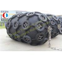 Wholesale Large Vessel Pneumatic Rubber Fender Black High Energy Absorption from china suppliers