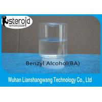 Wholesale Liquid Organic Solvents Benzyl Alcohol CAS 100-51-6 Purity 99% For Preservatives from china suppliers