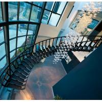Wholesale Luxury stairs landscape decoration for project hotel Villa club from china suppliers