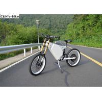 Wholesale Adult 48V1000W off road high speed suspension enduro electric bike from china suppliers
