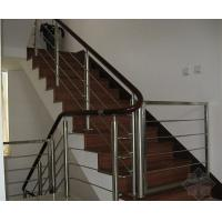 Wholesale ASTM 270, 554, 249 304L 316L 409 Welded Stainless Steel Tube For Stair Railing from china suppliers