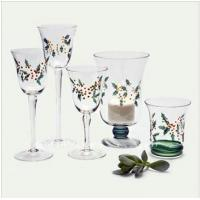 Wholesale customized Transparent, Decal printing Tall Glass Candle Cups / Cup holder from china suppliers