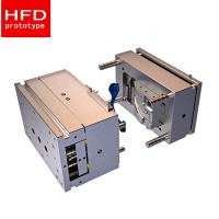 Wholesale Mould Material NAK80 / S136 / 2316 Customized Plastic Injection Mould from china suppliers