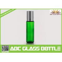 Wholesale Made In China 10ml Green Glass Bottle,Essential Oil Bottle,Roll On Bottle With Free Samples from china suppliers