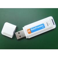 Wholesale Plastic Miniature 1G, 2G, 4G Computer USB Drive Voice Recorder Pen with Clock System from china suppliers