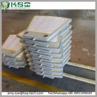 Wholesale Compact Disc Ceramic Vacuum Filter Micropore Ceramic Filter Plate from china suppliers