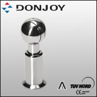 Wholesale DONJOY Stainless steel sanitray rotating clamped cleaning ball /spray ball from china suppliers