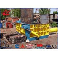 Buy cheap New Condition and Automatic Hydraulic Scrap Metal Balers used to compacte scrap hms 1&2 from wholesalers