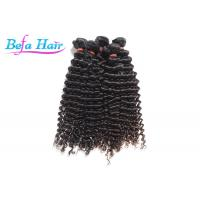 Wholesale 100% Real Multi Colored Deep Curly Hair Extensions Human Hair For Womens from china suppliers