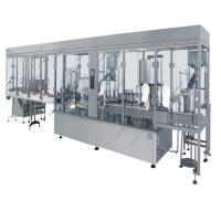 Wholesale High Speed Small Perfume Filling Machine For Glass Bottle , Spray Filling Machine from china suppliers