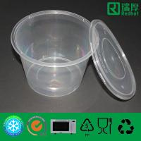 Quality Biodegradable Plastic Lunch Box Can Take out 1750ml for sale