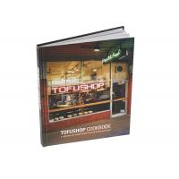Wholesale Softcover Custom Cookbook Printing Perfect Binding from china suppliers