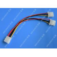 Wholesale Molex 4 Pin To Molex 4 Pin Cable Harness Assembly Pitch 5.08mm For Computer 200mm from china suppliers