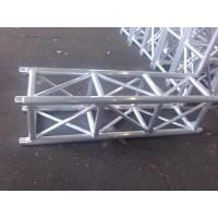Wholesale Outdoor Party Aluminum Stage Truss Square Shape Silver / Black 400mm X 400mm from china suppliers