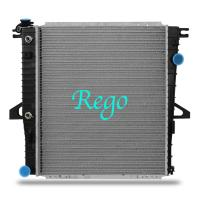 Wholesale OEM No. XL2Z8005LA New Car Aluminum Radiator for 95-05 Ford Explorer from china suppliers