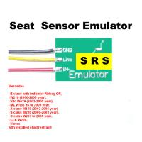 Wholesale SRS3 Mercedes Seat Sensor Emulator with Indicator Airbag Off, Car Repair Troubleshooting from china suppliers