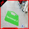 Buy cheap ACustom Printing Floor Advertising Sticker Eco vinyl floor tile digital printing sticker from wholesalers