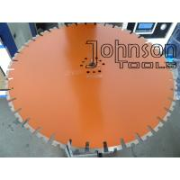 Wholesale 650mm Diamond Wall Saw Blades with Long Lifetime , Diamond Cutting Tools from china suppliers