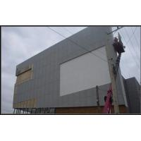 Wholesale Noise Proofing Fiber Cement Exterior Panels , Fibre Cement Sheet Cladding For Outdoor Use from china suppliers