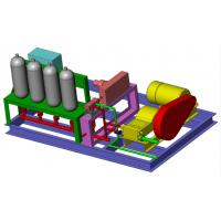 Wholesale Chemical  Industry Skid Industrial / Oilfield Skid Design According Requirements from china suppliers