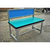 Wholesale Workshop Industrial Workbenches With Square Hole Louvered Panels from china suppliers