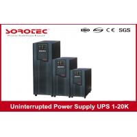 Wholesale PF 0.9 HF Uninterrupted Power Supply , 1-20KVA ups computer battery backup from china suppliers