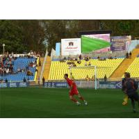 Wholesale P10 full color outdoor sport led display with High Quality for football/basketball stadium from china suppliers