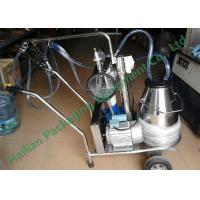 Wholesale Automatic Mobile Milking Machine Milking Apparatus for Farms from china suppliers
