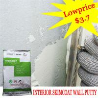 Wholesale Flexible Waterproof Wall Filler Putty Polymer Powder Environmental from china suppliers